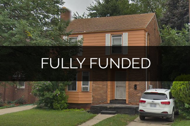 9203 Cheyenne Street, Detroit - Fully Funded