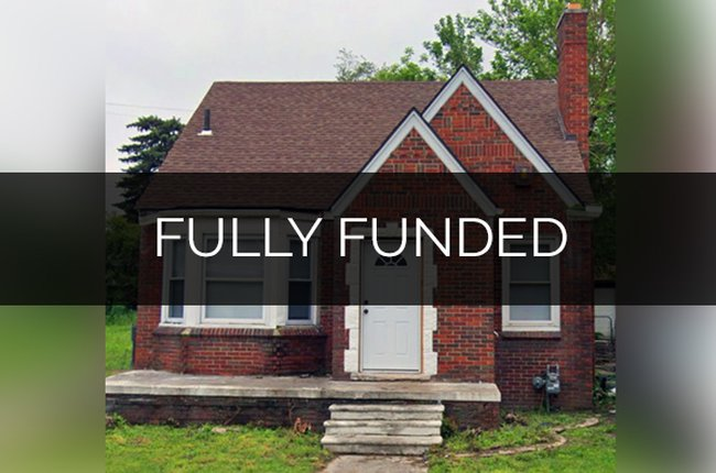 9209 Whitcomb, Detroit - Fully Funded