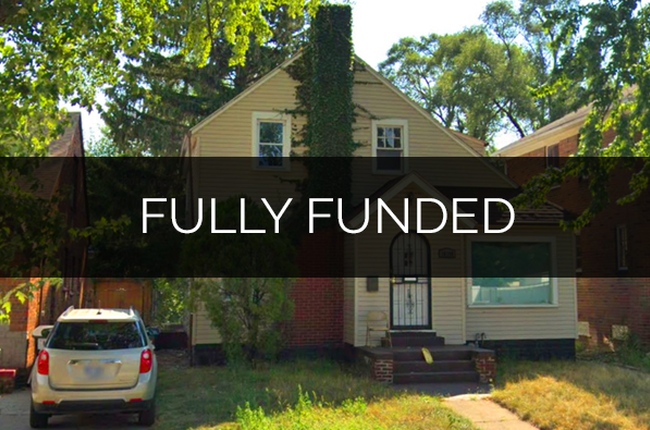 16190 Greenlawn Street, Detroit - Fully Funded