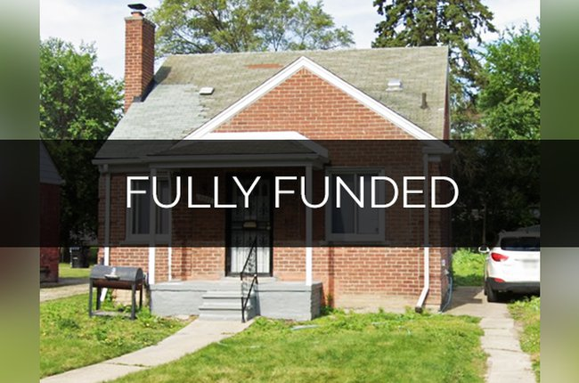 10007 Warwick Street, Detroit - Fully Funded