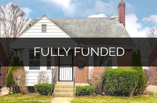15684 Manning Street, Detroit - Fully Funded