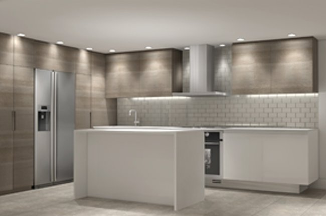 Another style of kitchen