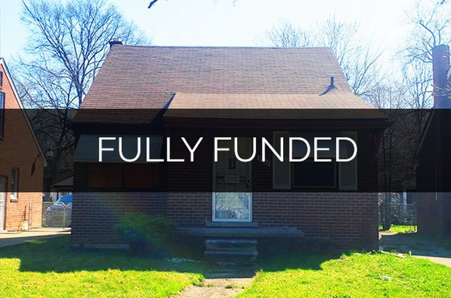 12660 Grandmont Avenue, Detroit -  Fully Funded