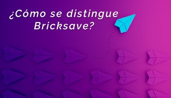 How do Bricksave differentiate themselves from other crowdfunding platforms?
