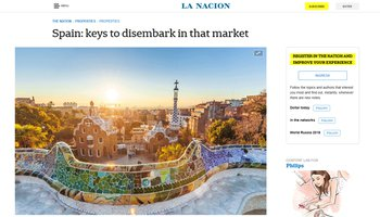 Spain: keys to jump in that market