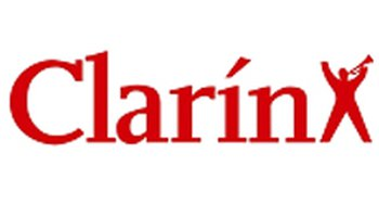 """New Website"" in Clarín"